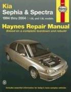 Kia Sephia Manual - Kia Sephia 1994-2001 & Spectra 2000-2004 (Hayne's Automotive Repair Manual)