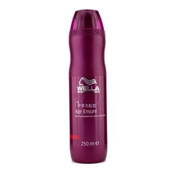 Wella Age Ensure Reviving Shampoo, 8.4 - Rejuvenating Age Shampoo