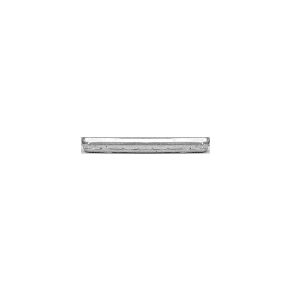 86 88 FORD RANGER FRONT BUMPER CHROME TRUCK, With Molding Holes (1986 86 1987 87 1988 88) 7833 E6TZ17757B