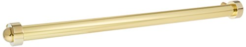 "Allied Brass 402A-RP-PB 18 Inch Refrigerator Pull, 18"", Polished Brass"