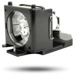 (HITACHI CP-X807 Replacement Rear projection TV Lamp DT00871)