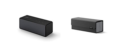 Sony SRS-X55 Portable Wireless Bluetooth Speaker, Black