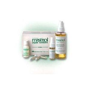 Ferndale Mastisol Liquid Adhesive in 2/3 cc Vials, Latex Free, Box of 48