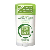 Kiss My Face - Natural Active Life Deodorant Stick Aluminum
