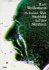 img - for Kurt Weidemann: Das Nachbild auf der Netzhaut (DesignMonographien) (German Edition) book / textbook / text book