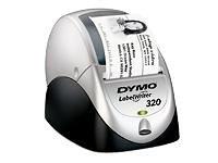 B/w Direct Thermal Roll - DYMO LabelWriter 320 - Label printer - B/W - direct thermal - Roll (2.2 in) - 300 dpi x 300 dpi - up to 16 ppm - USB