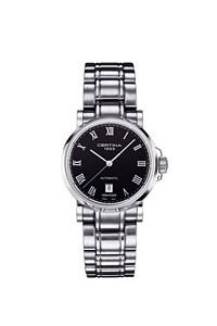 Certina - Wristwatch, Analog Automatic, Stainless Steel, Woman 3