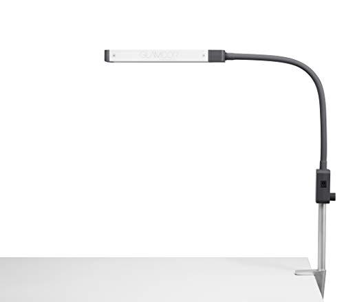 GLAMCOR MONO Light Kit with Table Clamp for Lash, Nail, and Task Lighting