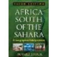 Africa South of the Sahara : A Geographical Interpretation by Stock, PhD Robert [The Guilford Press,2012] (Hardcover) 3rd edition [Hardcover] (Africa South Of The Sahara A Geographical Interpretation)