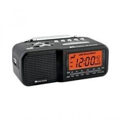 - AES Prowler Night Vision Invisible IR Radio Clock DVR Camera