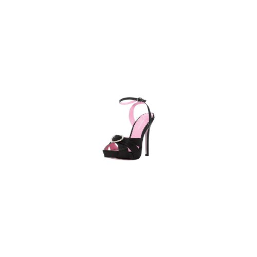 Leg Avenue - Priscilla Shoes - 37 - Black - LA518-PRISCILLA 2csxrWwv