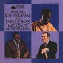 Presenting Joe Williams & Thad Jones/Mel Lewis
