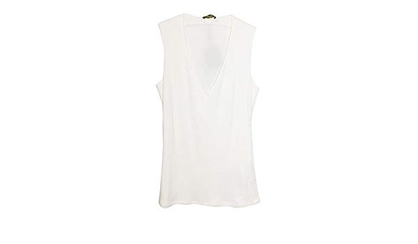 MASSIMO DUTTI - Camisas - para Mujer Blanco M: Amazon.es: Ropa