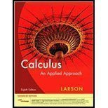 Download Calculus- Applied Approach, Enhanced Edition (8th, 10) by Larson, Ron [Hardcover (2009)] pdf epub