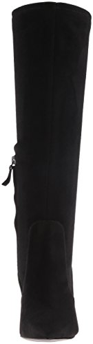 Nine West Women's Calla-Wide Fabric Knee-High Boot Black get to buy cheap price free shipping hot sale cheap price factory outlet popular for sale xribv