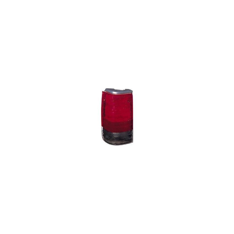 TAIL LIGHT ford AEROSTAR 97 lamp rh van