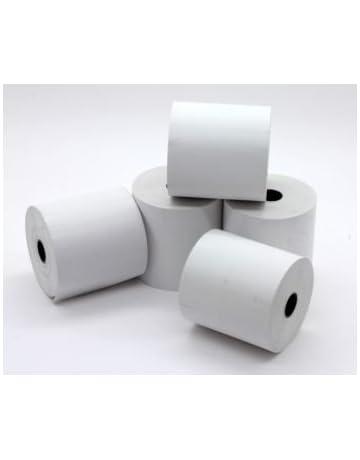 57 x 57 mm de rollos de papel para caja registradora caja registradora Casio Samsung 20