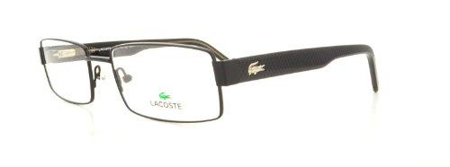 LACOSTE Eyeglasses L2165 001 Black 54MM (Lacoste Black Eyeglasses)
