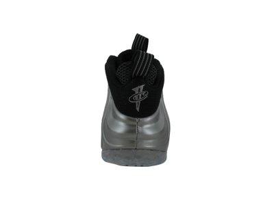 Nike Air Foamposite Ett Mens Gymnastik 314996-007 Mtlc Tenn, Svart