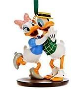 Donald and Daisy Duck Sketchbook Ornament - Mr. Duck Steps Out by Donald Mr Duck