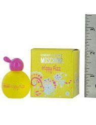MOSCHINO CHEAP & CHIC HIPPY FIZZ by Moschino for WOMEN: EDT .16 OZ MINI (note* minis approximately 1-2 inches in height) by Moschino