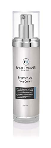 RM Brighten Up Face Cream, New EpHQuinone technology results in rapid removal of age spots and hyperpigmentation. Clinically proven to reduce melanin synthesis by 80 in 6 weeks.