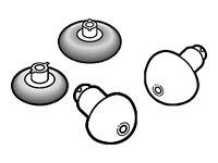 Plantronics eartip (2995507)
