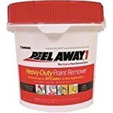 peel away 1 - Dumond Chemicals, Inc. 1160N Peel Away 1 Heavy-Duty Paint Remover, 1 1/4 Gallon Kit