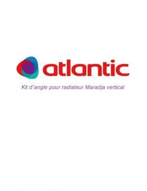 Kit de ángulo para radiadores eléctricos ATLANTIC verticales y aluminio fundido-516000