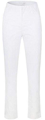 Stehmann - Pantaloni Donna Bianco
