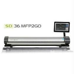 - SD3600 Scanner, SD3615 MFP License Key Next Image Repro License, MFP Stand and 17 inch Touch Monitor