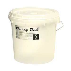 CHERRY RED TR-CHER-5 Instant Case Hardening Compound 5 LB