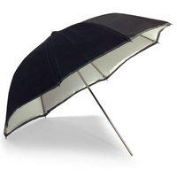 """Calumet 36"""" (91cm) Silver/white Umbrella"""