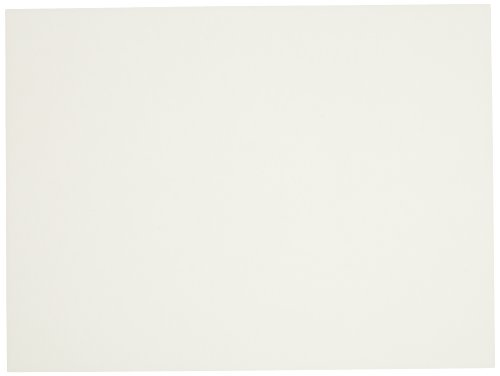 Sax Watercolor Beginner Paper, 90 lbs, 9 x 12 Inches, Natural White, Pack of 500