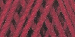 Bulk Buy: Aunt Lydia's Fashion Crochet Cotton Crochet Thread Size 3 (3-Pack) Scarlet 182-6