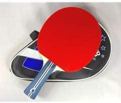 729 Friendship RITC Gambler Spinzone - Tournament Table Tennis Racket with Case