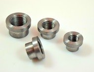 BungKing 3/8' NPT Stepped Bungs, Aluminum, 4 pack
