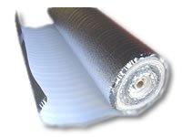 Silver Floating Floor Underlayment Pad 200 Square Feet (Foil Floor Underlayment)