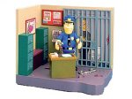 The Simpsons Intelli-Tronic Playset: Police Station