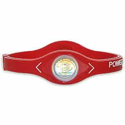 Power Balance, Small, Red/White