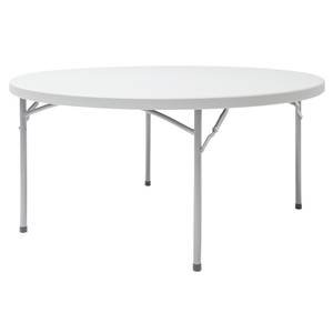Round Plastic Table, 60'' by Retail Resource