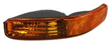 TYC 18-5838-01 Jeep Liberty Front Driver Side Replacement Parking/Signal Lamp Assembly