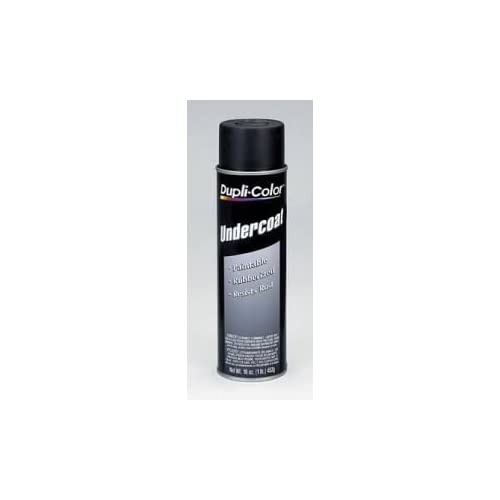 Amazon Com 6 Duplicolor Undercoat Black Spray Paint Cans Automotive