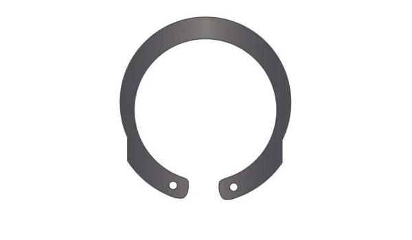 24mm Internal Inverted Housing Ring Spring Steel Stamped Pkg of 200 DHOI-024