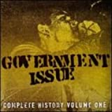 Government Issue | Complete History 1 | CD