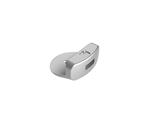 Maclocks MBALDGZ01 Ledge Security Lock Slot Adapter for MacBook Air (Silver)