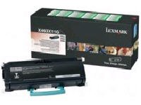 X46X Extra Hi Yield Return Pgm (Lexmark Hi Yield Toner Cart)