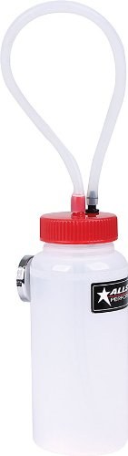 Allstar Performance ALL11017 Bleeder Bottle with Magnet and Check Valve - One Man Brake Bleeder Kit