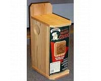 Natures Nuts Chuckanut Products 00004 Squirrel Condo, Brown, (Squirrel Nesting Box)