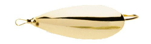 Johnson Silver Minnow Gold 2in - 1/4 oz - Johnson Lures